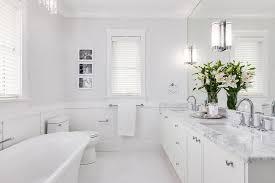 white porcelain tile floor. Master Bathroom With Carrera Porcelain Floor Tiles White Porcelain Tile Floor