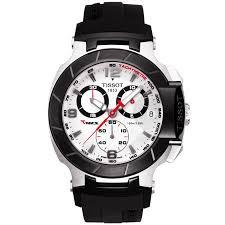 tissot t race chronograph 45mm silver dial men s rubber strap watch t race chronograph 45mm silver dial men 039 s rubber strap watch