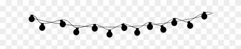 Use this christmas light strand stroke icon17 svg for craft. Svg Freeuse Stock String Vector Light Black String Lights Clipart Png Download 1018534 Pikpng