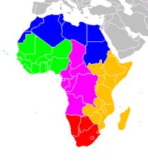 Африка Вікіпедія Північна Африка