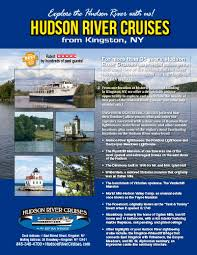 Hudson River Tide Chart Kingston Tour Operators Hudson River Cruises