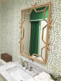 Bamboo Vanity Bathroom Stunning Tan And Green Bathrooms Transitional Bathroom