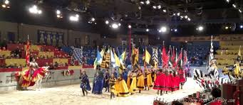 Medieval Times Lyndhurst Seating Chart Medieval Times Dinner Tournament Review By Danita Carr A
