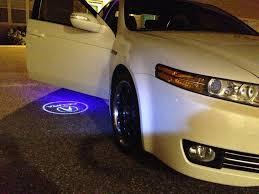 2019 Acura Rdx Puddle Lights Logo Lights Acurazine Acura Enthusiast Community