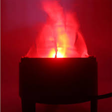 Fire Lighting Torch Us 13 04 38 Off Lovoski Led Fake Flame Light 3d Fire Torch Light Halloween Festival Props In Parts Accessories From Sports Entertainment On