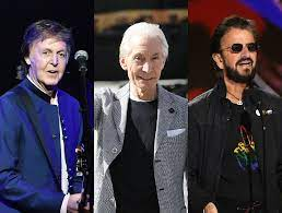 Paul McCartney, Ringo Starr Pay Tribute ...