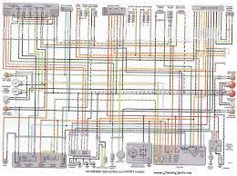 suzuki gsf1200 bandit 1200 electrical wiring diagram schematics 1996 04