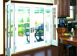 cost to replace patio door cost to replace sliding door with french doors replace french door