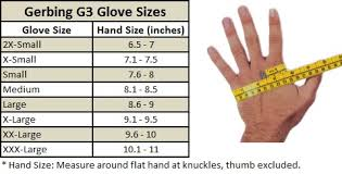 how to measure hand size for gloves gerbing g3 gloves mens 12v motorcycle the warming store