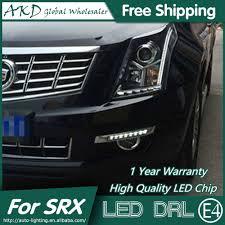 2012 Cadillac Srx Fog Lights Akd Car Styling Led Fog Lamp For Cadillac Srx Led Drl 2010