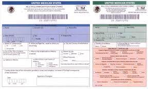 formulaire migratoire multiple fmm recto