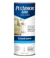carpet powder. petarmor home carpet powder fresh scent for pets, 16-oz bottle - chewy.com