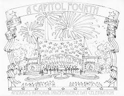 Small Picture Fireworks Coloring Pages Coloring Coloring Pages