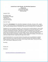 Excellent Cover Letter For Teaching Job With No Experience