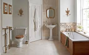 White Bathroom Suite Dorchester Traditional Bathroom Suite