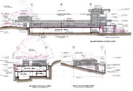 architectural drawings. Simple Architectural Darling Point Estate  Elevations For Architectural Drawings