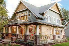 exterior paint colors with brickCraftsman Color Schemes Architecture Craftsman Home Exterior