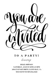 Free Party Invites Templates Party Invitation Templates Free Greetings Island