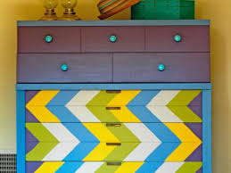do it yourself bedroom furniture. Update A Dresser With Chevron Design 7 Steps Do It Yourself Bedroom Furniture T