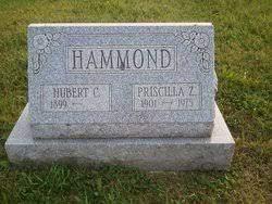 Priscilla Zimmerman Hammond (1901-1975) - Find A Grave Memorial