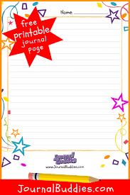 Journal Templates Free Printable Journal Templates Journalbuddies Com