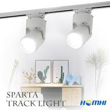 2019 led track light track lamp cob rail spotlight 10w clothing shes home lighting for pendant kitchen livingroom bedroom from grege