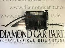 peugeot 206 1 6 16v petrol manual fuse box fusebox bsm module0 2001 peugeot 206 bsm fuse box module 9644038680