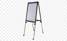 Paper Easel Flip Chart Office Supplies Stationery Png