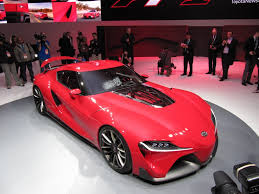 toyota supra ft1 | Toyota Ft1 Steering Wheel Detail | Cars and ...