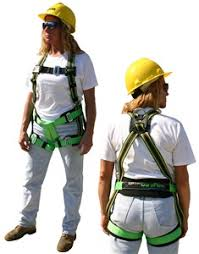 Ms Miller Womens Fall Arrest Harness E570 Small Sizes