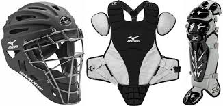 Mizuno Catchers Gear Size Chart Mizuno Samurai Samseti Intermediate Baseball Catchers Gear Set