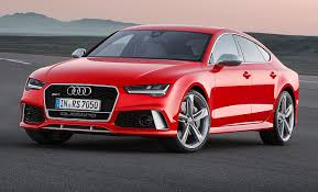 audi 2015. front view of 2015 audi rs 7