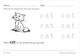 Download, print, or use the kindergarten worksheets online. Complete Tom Bella Writing Worksheet Pack 6 Handwriting And Comprehension Activities For Reception Ks1 Teachwire Teaching Resource