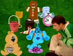 blues clues gingerbread boy. Interesting Blues FileBlueu0027s Birthday 101jpg And Blues Clues Gingerbread Boy E