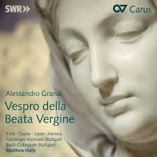 Alessandro Grandi: Vespro della Beata Vergine (CD) – jpc