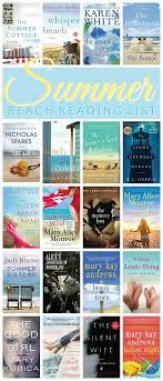Summer Beach Read List The Best Books To Read This Summer