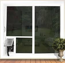 sliding glass doors for dog door ideas dog doors