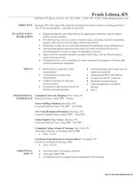 Sample New Graduate Lvn Resume Nurse Examples Beauteous Lvn Resume