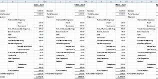excel income statement monthly income statement format in excel monthly income statement