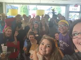 """Angela Distler on Twitter: """"You say selfie in a group of teenagers, get  ready to be swarmed! @McD_Ozarks #parkview… """""""