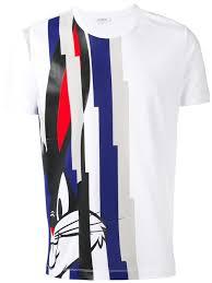 Iceberg Bugs Bunny T Shirt In 2019 Shirts T Shirt Men
