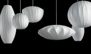 lifestyle george nelson bubble lamp criss cross ball medium