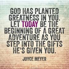 Positive Religious Quotes Delectable God Has Planted Greatness In You Pictures Photos And Images For