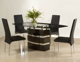 ... glass top dining table set 6 chairs gallery images of the round kitchen  and quality materials ...