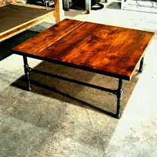 large size of coffee tables rustic square table wrought iron with glass top wood pine accent
