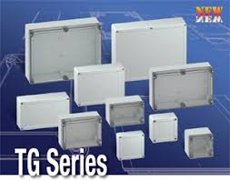 Tg Catalog Industrial Enclosures