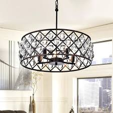 crystal drum chandelier 5 light crystal drum chandelier ceiling fixture oil rubbed bronze swarovski crystal drum crystal drum chandelier