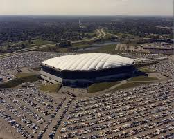Details About Pontiac Silverdome Glossy Poster Picture Photo