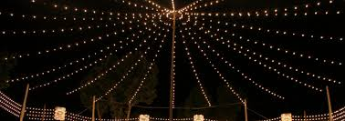 outdoor string lighting outdoor string lights for summer fun edison