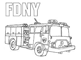 Small Picture Fire truck coloring pages printable for kids ColoringStar fire